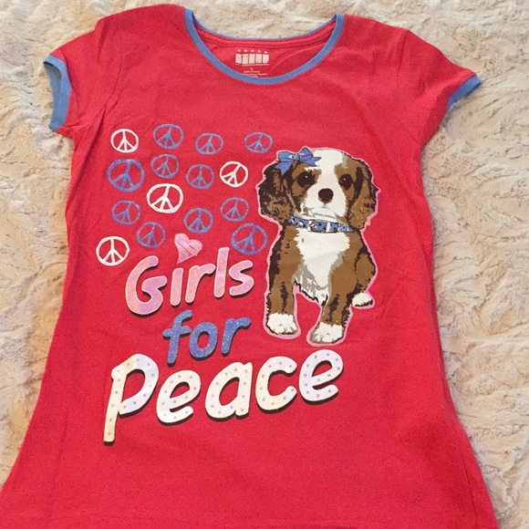 the latest d3e5c 6744f a 4th of july puppy shirt!!!!